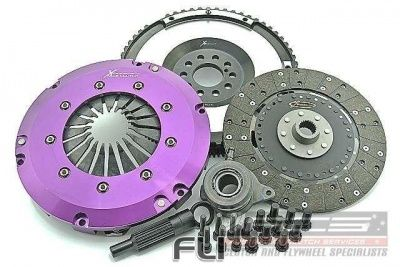 Xtreme Performance - Race Sprung Ceramic Clutch Kit Incl Flywheel & CSC